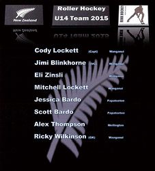 NZ U14's