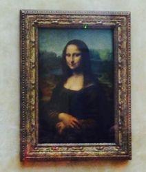 Mona Lisa, The Louvre, Paris