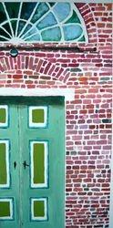 The door, Nordsee,verkauft