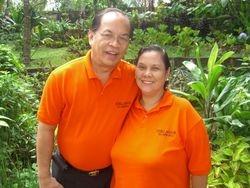 Sis. Baby & Bro. Nick Aquino