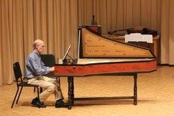 Jack Ashworth, harpsichord