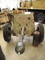 36mm Pak Gun upgrade: