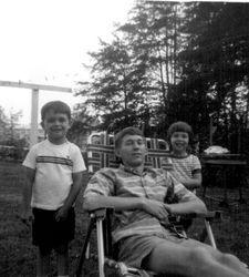 Greg, Dennis and Beth