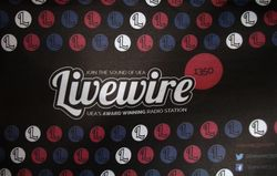 'Federation Left' show on Livewire Radio @ UEA
