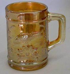 Fishermans mug, marigold