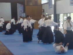 Master Maruyama Seminar Brisbane 2008