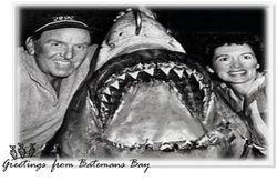 Bob and Dolly Dyer, big game fishing