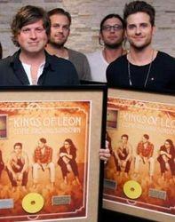 Come Around Sundown certified platinum (Oct 11)
