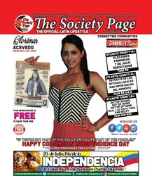 GLORIMAR ACEVEDO . COVERGIRL JULY 2020
