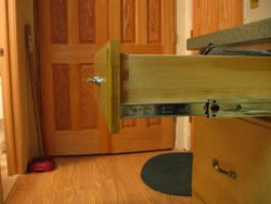 dovetail drawer option