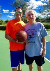 Coach Rob G @ Coach Barry Neuberger