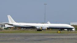 Douglas DC-8-73F (OB-2059-P)