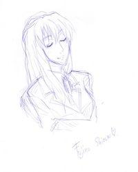 Shizuru_Rough_Art_by_l3ubuzukez