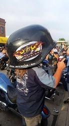 Darth biker