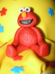 Baby Belly (Elmo)