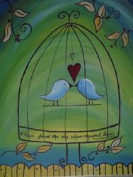 Two Birds in a Cage / I Have Found the One Whom Makes My Heart Sing