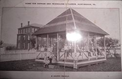 Home for Orphans and Friendless Children in Huntingdon, PA