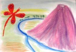 Valerie - psychic art lesson 6