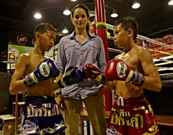 """""""Baby Millions"""" fighters in Bangkok"""