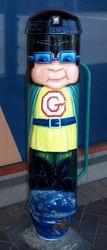 SUPER G my super hero