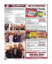 14 Annual Garden State Fild Festival / We R Printing
