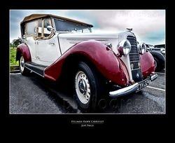 Hillman Hawk Cabriolet