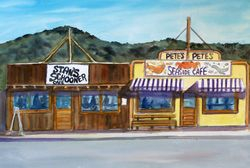 Original Pete's Seaside Cafe
