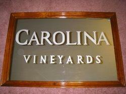 Carolina Vineyards