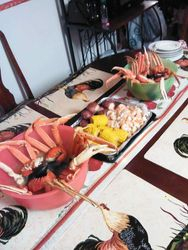 Celebrating Christmas Seafood Style 2