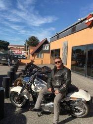 Harley Davidson Store, Rome 2018