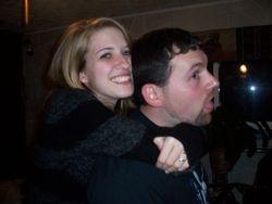 Sarah and Paul