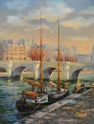 Le Pont Neuf de Paris