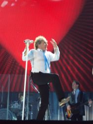 Rod dancing at Plymouth
