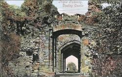Dudley Castle. c1911.