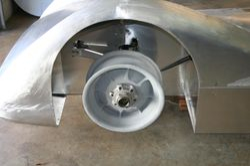 Halibrand magnesium wheels