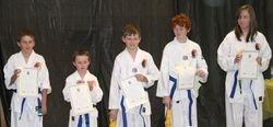 The Blue Belts