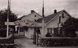 Vikens hotell 1939