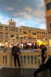 Macao - fake Venecija