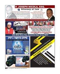 P. Joseph Nicola, ESQ / Ray's Barbershop / Daves Computer Repair / Suruabash Contractor LLC