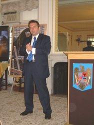 Ambassador Adrian Vierita