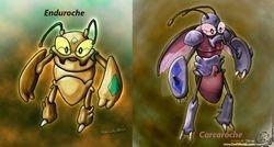 The Roach family
