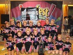 Mini cheer Frist