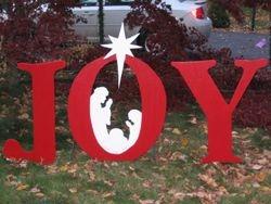 JOY Sign