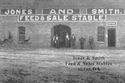 Jones Feed & Stable  co February