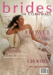 Front Cover Hair for Brides in Cornwall