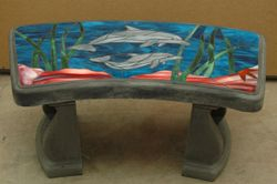 Dolphins for Megan & Eric-Sold