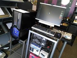 More gaming rigs in stock.