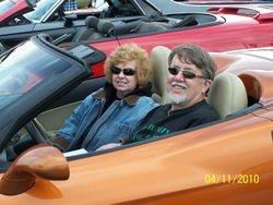 Rick & Glenda Armstrong