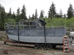 "Ravencroft Lodge ""Viking"""