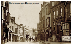 High Street, Halesowen.